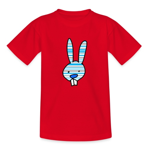 konijn cartoon - Teenager T-shirt