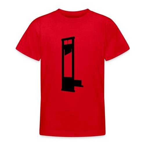 Fallbeil - Teenager T-Shirt