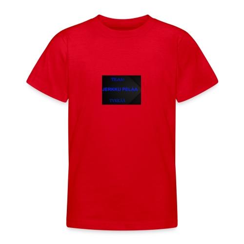 jerkku - Nuorten t-paita