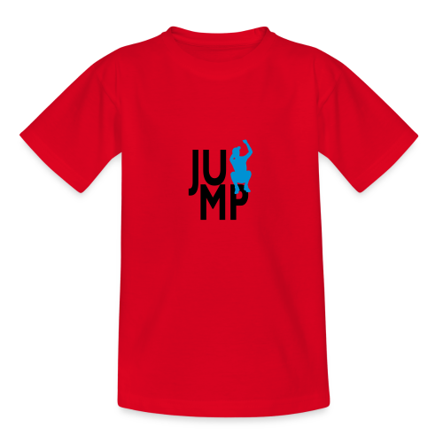 JUMP - Teenager T-Shirt