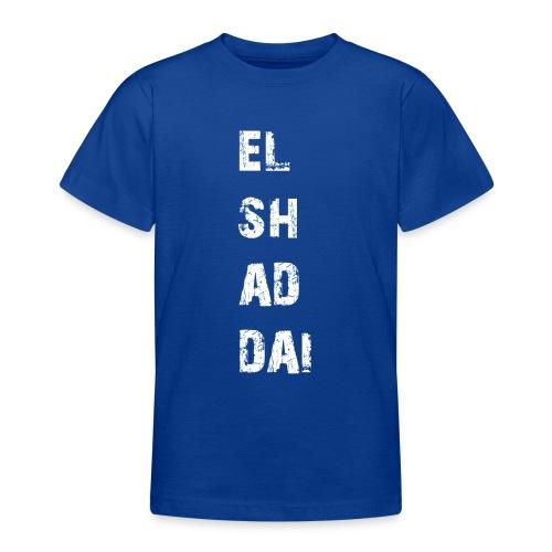 EL SH AD DAI 2 - Teenager T-Shirt