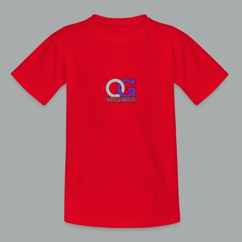 OG LOGO - Teenage T-Shirt