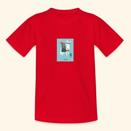 Lama Gang - Teenager T-Shirt