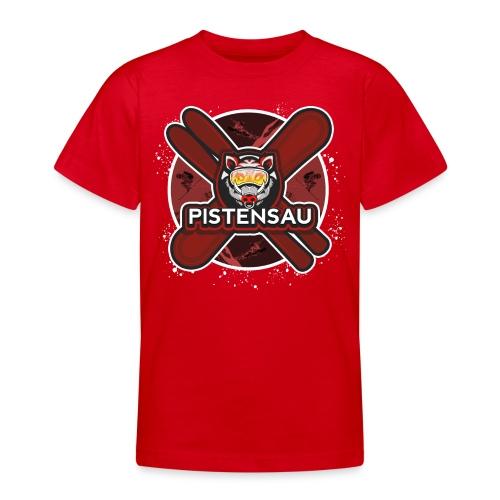 PistenSau Leuchtkäfer - Teenager T-Shirt