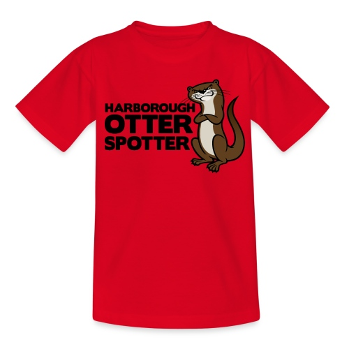 HarbOtterSpotter png - Teenage T-Shirt