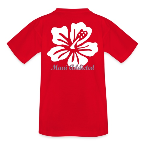 MidHibiscus ai - Teenage T-Shirt