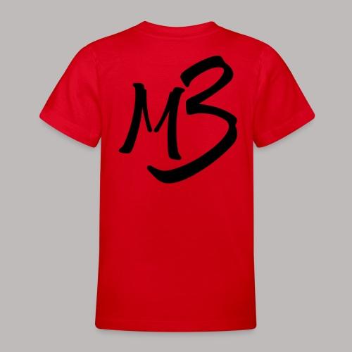 MB13 logo - Teenage T-Shirt