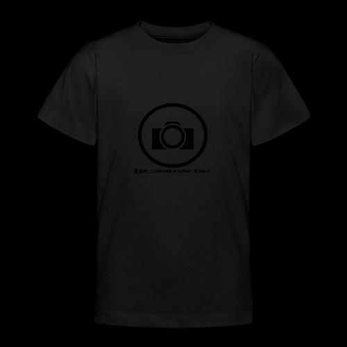 sort2 png - Teenager-T-shirt