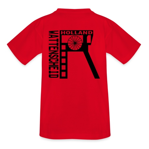 Zeche Holland (Wattenscheid) - Teenager T-Shirt
