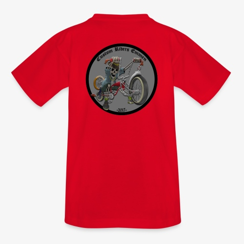 Custom Riders Emmen - Teenager T-shirt