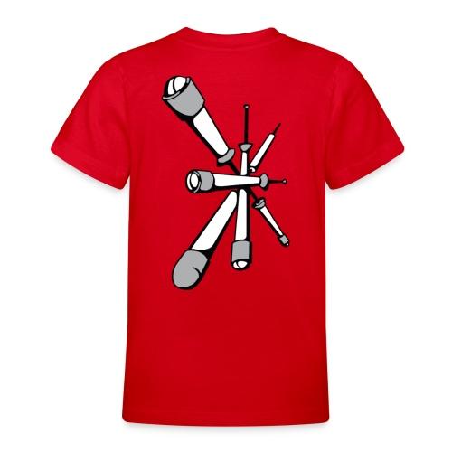 Pompfen - Teenager T-Shirt