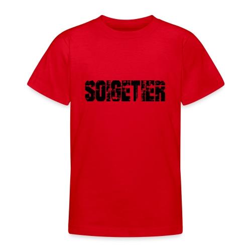 logo bad1 - Teenager T-Shirt