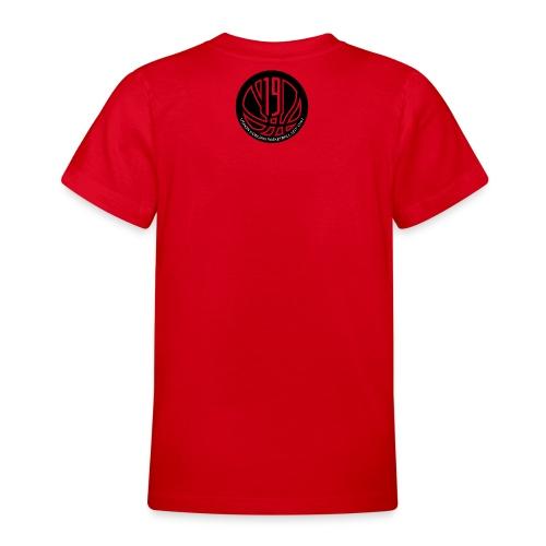 logo a neu - Teenager T-Shirt