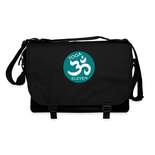 Yoga 11 Logo 2C - Umhängetasche