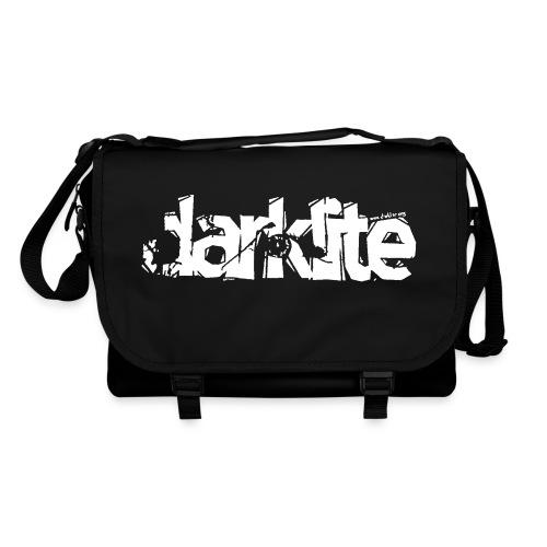 darklite logo white - Shoulder Bag