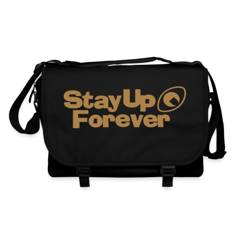 stayupforever small vector - Shoulder Bag