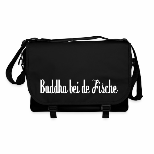 buddha_bei_de_fische - Umhängetasche