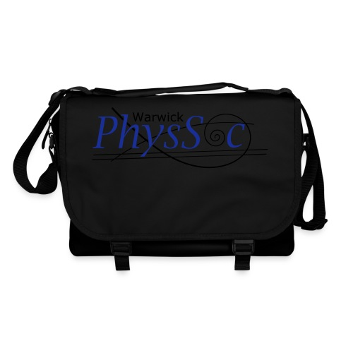 Official Warwick PhysSoc T Shirt - Shoulder Bag