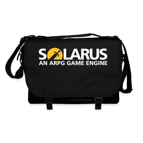 Solarus engine logotype - Sac à bandoulière