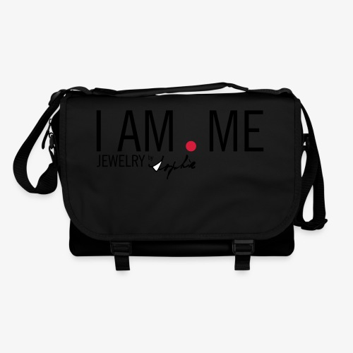 I AM . shirt - Schoudertas