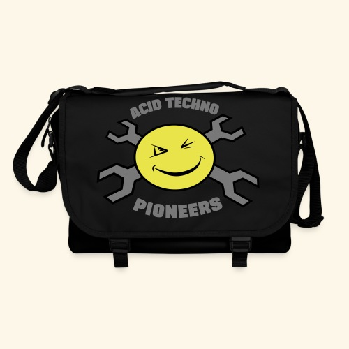 ACID TECHNO PIONEERS - SILVER EDITION - Shoulder Bag