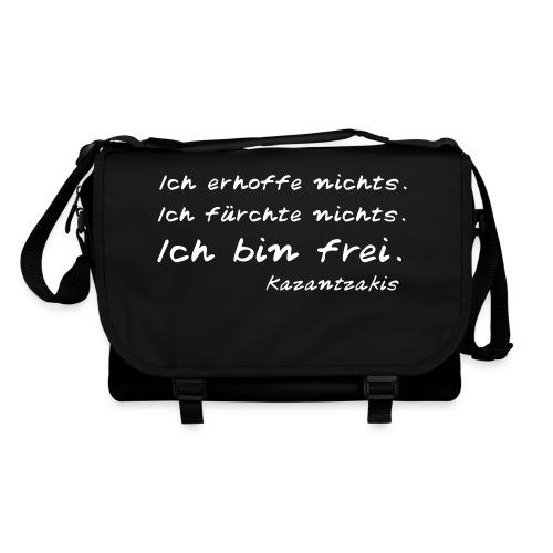 Kazantzakis - Ich bin frei! - Umhängetasche