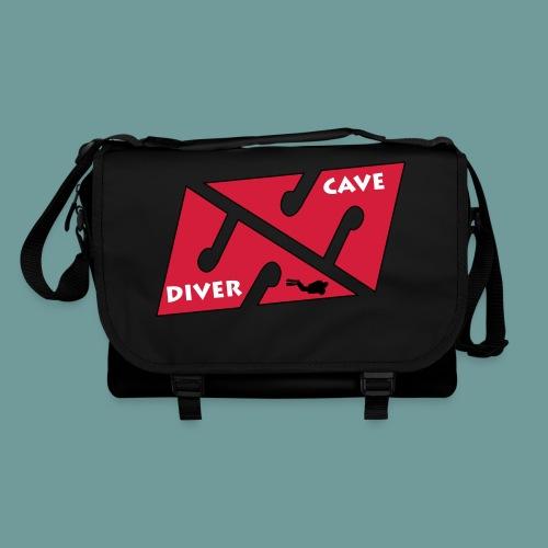 cave_diver_01 - Sac à bandoulière