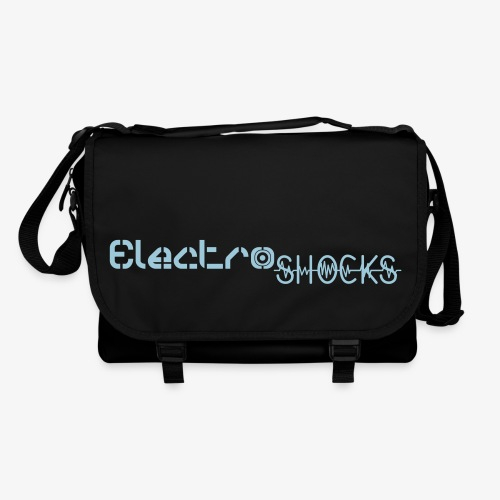 ElectroShocks B W - Sac à bandoulière