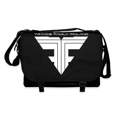 TFF Logo White - Olkalaukku