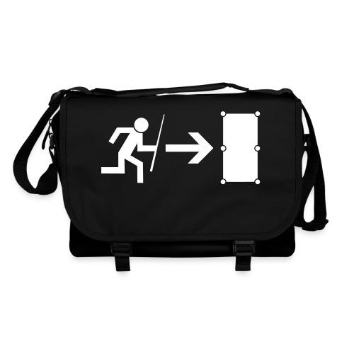 Emergency Exit Billard - Umhängetasche