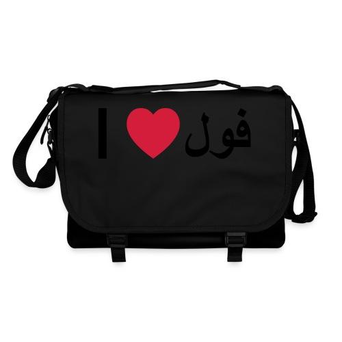 I heart Fool - Shoulder Bag