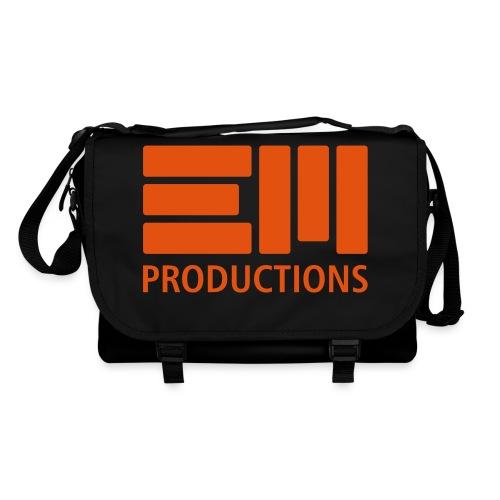 EM Productions Logo 2016 - Umhängetasche