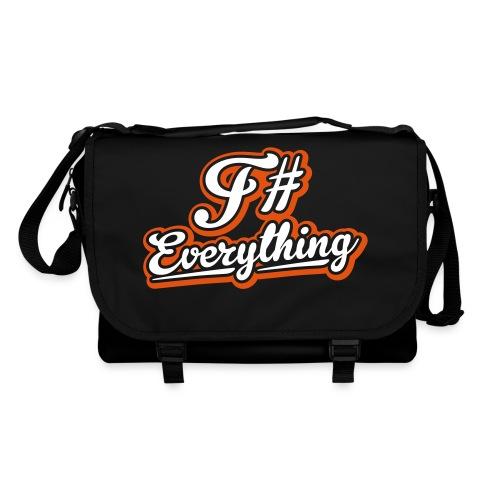 F# Everything - Shoulder Bag