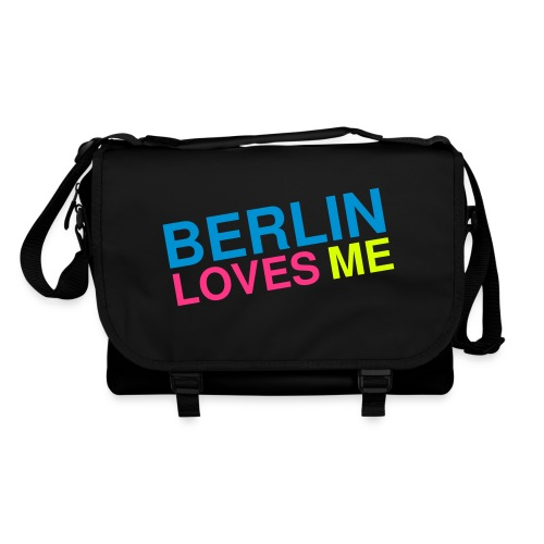 Berlin loves me - Umhängetasche