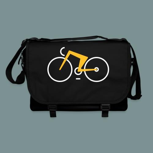 Bikes against cancer - Skuldertaske