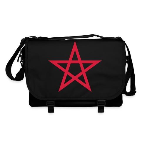 Pentagramme Wicca - Sac à bandoulière