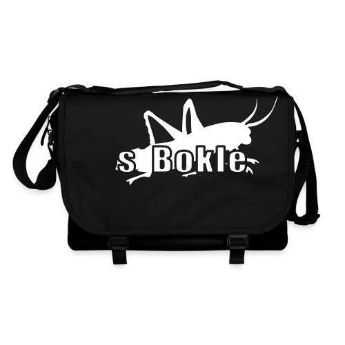 bokle logo klein - Umhängetasche