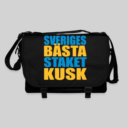 Sveriges bästa staketkusk! - Axelväska