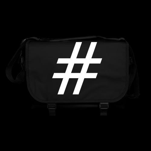 Hashtag Team - Umhängetasche