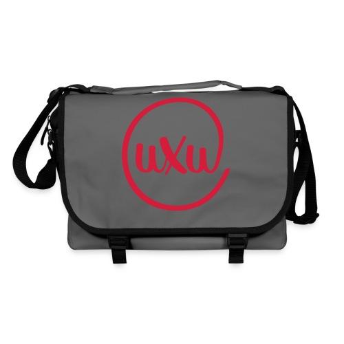 UXU logo round - Shoulder Bag
