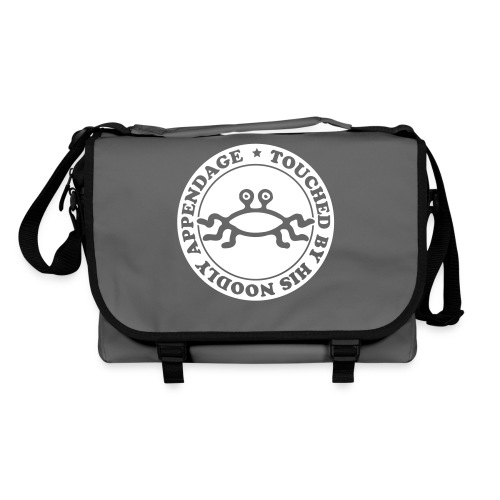 Touched by His Noodly Appendage - Shoulder Bag