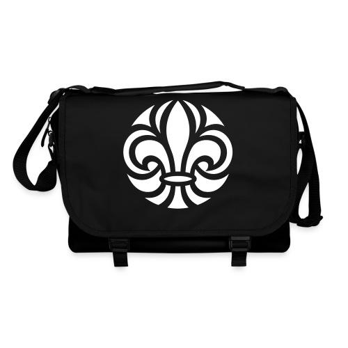 Scouterna-symbol_white - Axelväska