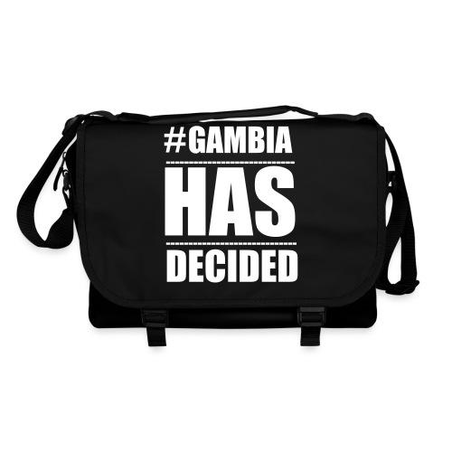 GAMBIA_HAS_DECIDED - Shoulder Bag