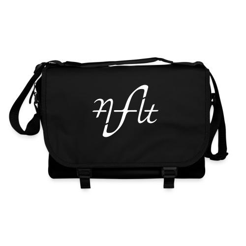 AFLT logo (white) - Shoulder Bag