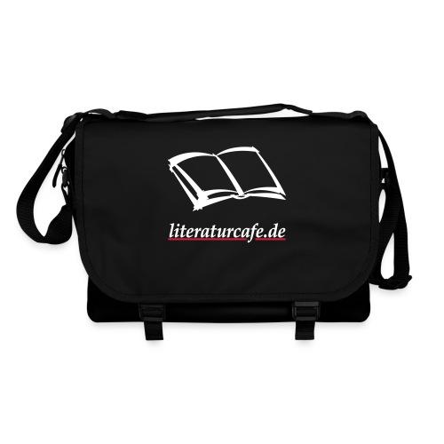 Buch literaturcafe.de - Umhängetasche