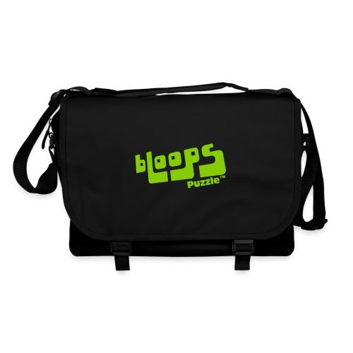 Women's Organic Tank Top bLoops Puzzle™ - Shoulder Bag