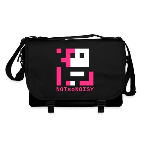NOTsoNOISY_logo17_fondFon - Sac à bandoulière
