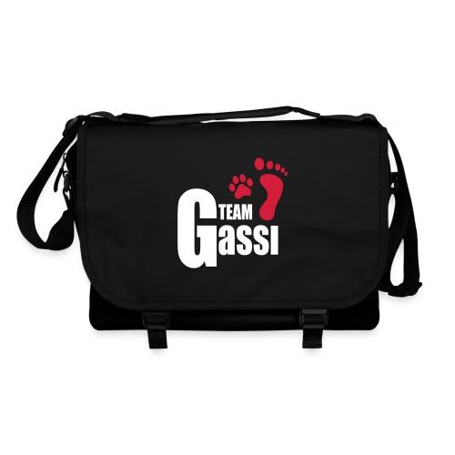 Team Gassi - Umhängetasche