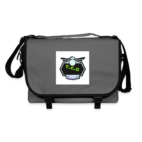 Cool gamer logo - Shoulder Bag