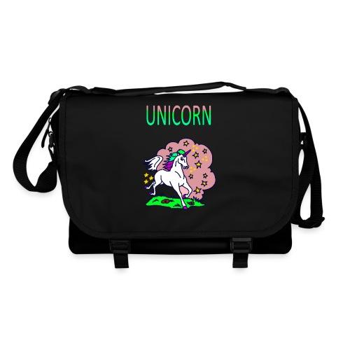 Einhorn unicorn - Umhängetasche